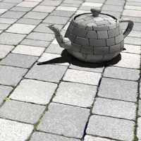 Paving stones #04 - tileable