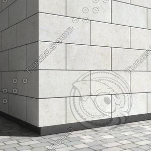 Sand stone cladding #01 - tileable