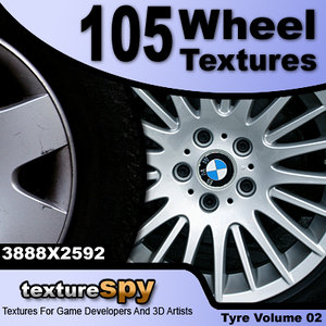 Wheel, 105 Tyres And Wheels Volume 2