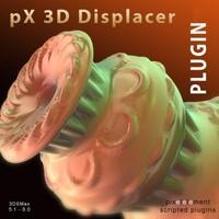 pX 3D Displacer