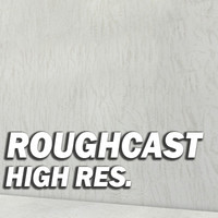 RoughCast Wall Texture Type II --------- High Resolution