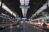BASEL SBB MAIN STATION