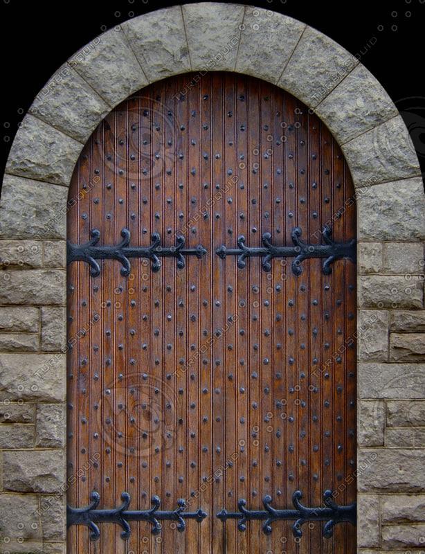 Texture other arch medieval door - Arch main door designs ...