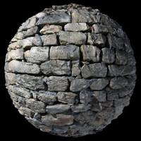 Ruins Wall 4