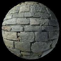 Ruins Wall 6