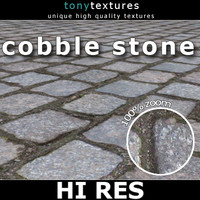 Cobblestone 004 - High Resolution