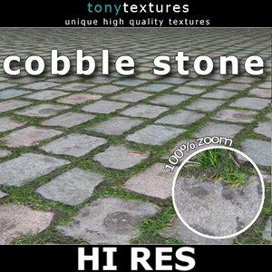 Cobblestone 005 - High Resolution