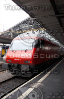 SWISS RE 460 LOCOMOTIVE