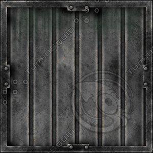 Metal Crate Texture