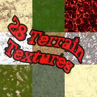 28 Terrain Textures