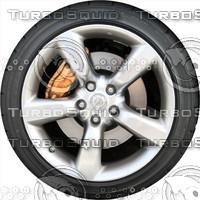Wheel 231