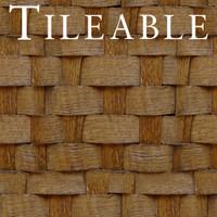 Tileable Basket Texture #3