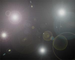 Transition Lens Flare