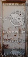 Rusty Door Texture