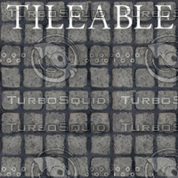 Tileable stone floor texture
