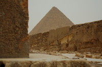 Egyptian Pyramids - Background