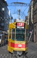 BASEL AESCH STREET CAR