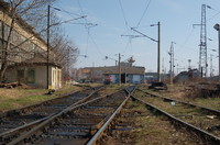 Central Railway Station Sofia