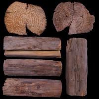 Wood Shrub
