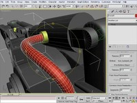 Understanding 3ds Max springs and hoses