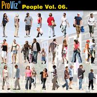 3dRender Pro-Viz People Vol. 06