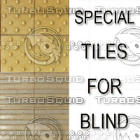 special tiles for blind people