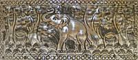 THAI ELEPHANT METAL LARGE