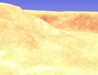 3dsmax Desert Material