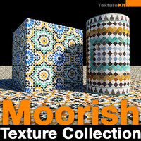 Moorish Texture Collection