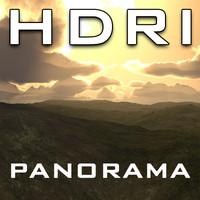 HDRI Panorama Outback
