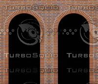 Tileable Brick Arches