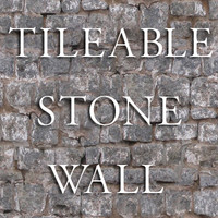 Tileable Stone Wall 9