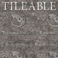 Tileable Stone wall texture #3