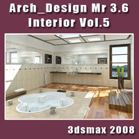 Arch e Design Collection Vol.5 Mental ray 3.6
