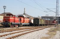 BDZ Locomotive (Diesel)