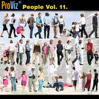 3dRender Pro-Viz People Vol. 11