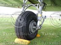 DC-3 Wheel