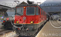 SWISS RE-III AND RE-406 LOCOMOTIVES