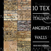 italian ancient walls