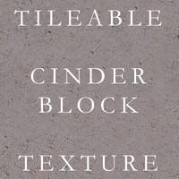 Tileable Cinderblock or concrete texture