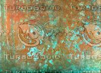 Copper-Mild Verdigris