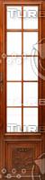 French Door Texture