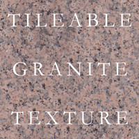 Tileable Granite Texture