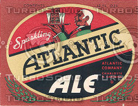 Old Ale Beer Label