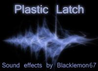 Plastic Latch