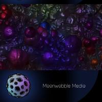 Liquid Gemstone - CG Texture