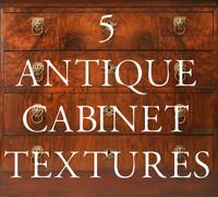 5 Antique Furniture Textures