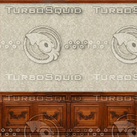 Tileable Paneled Wall Texture