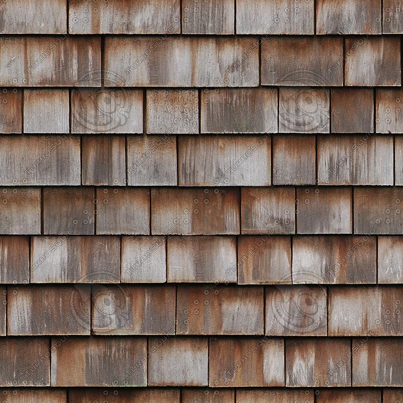 Texture Other Wood Shingles Hi