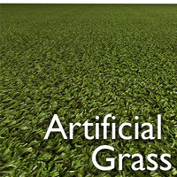 Artificial Plastic Grass Texture ---------  High Resolution